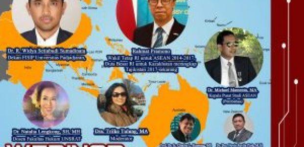 Webinar Nasional: Politik Luar Negeri Indonesia dan Konstelasi Politik, Ekonomi dan Keamanan di Indo – Pasifik